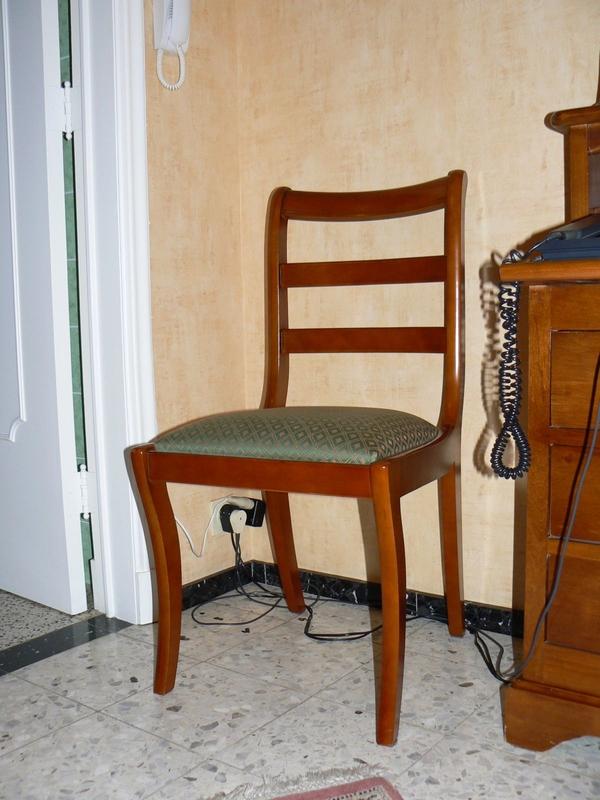 chaise style louis philippe l 39 ancienne en tout bon tat ebay. Black Bedroom Furniture Sets. Home Design Ideas